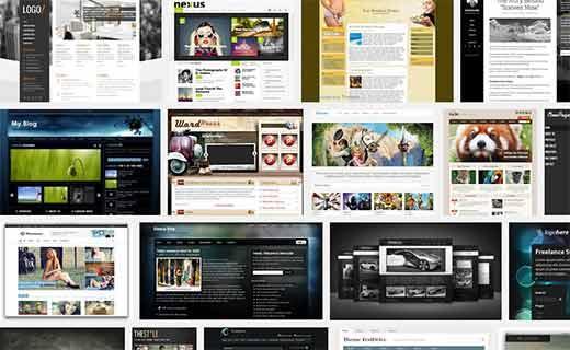 ثيمات WordPress