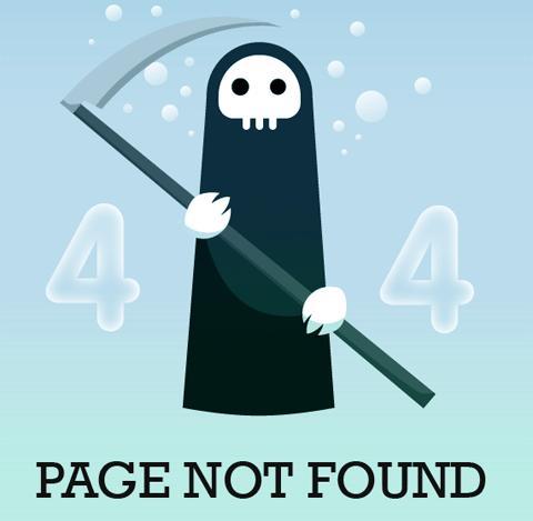 Chris Jennings 404 Page