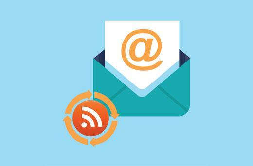 RSS到电子邮件订阅