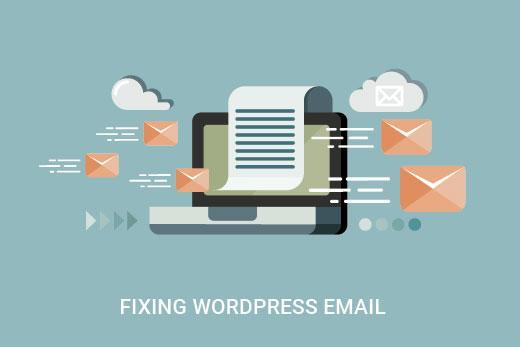 修复WordPress不发送电子邮件问题