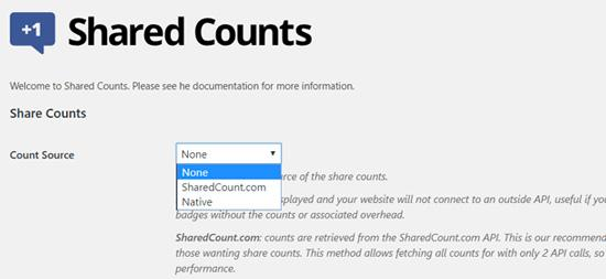 Share Counts Source none Shared Counts