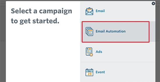 Add contact to your email list