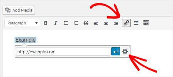 Select edit visually option