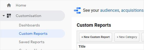 Author custom dimension in Google Analytics
