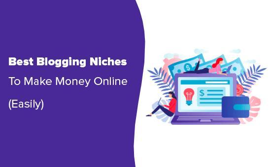 Best blogging niche to start a blog